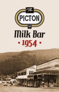 The Picton Milk Bar 1954