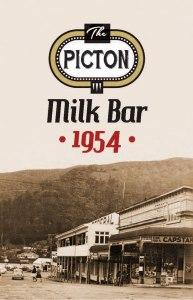 The Picton Milk Bar 1954